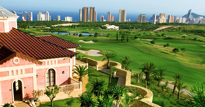 Spain Golf Courses Villaitana Levante Teetimes