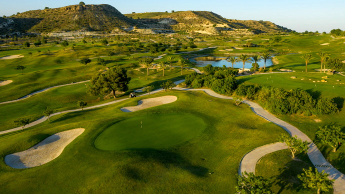 Spain Golf Courses Font del Llop Teetimes