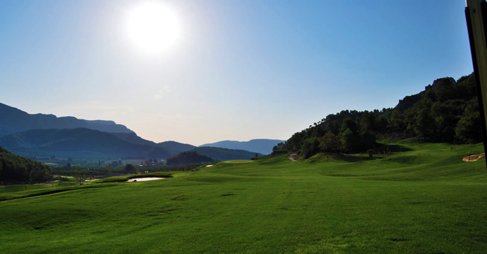 Spain Golf Courses La Galiana Teetimes