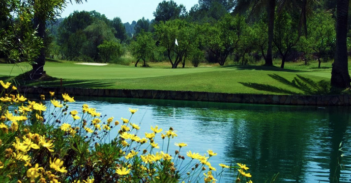 Spain Catalonia Golf Club del Campo del Mediterráneo Golf Course Teetimes