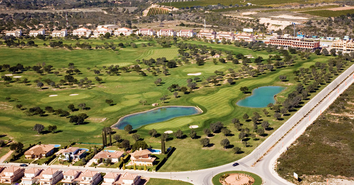 Spain Catalonia Golf Costa Azahar Golf Course Teetimes
