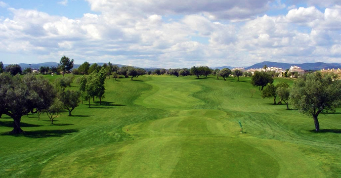 Spain Catalonia Golf Panoramica & Country Club Golf Course Teetimes