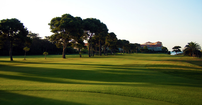 Spain Golf Terramar Teetimes