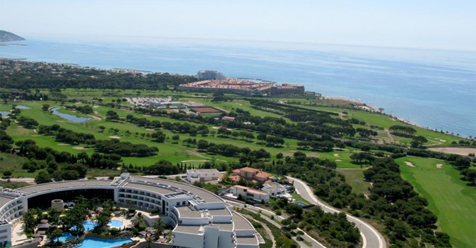 Spain Golf Barcelona 5 Golf Courses Golf Pass Three Teetimes