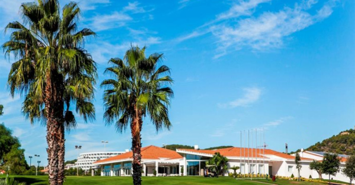 Spain Golf Barcelona 5 Golf Courses Golf Pass Four Teetimes