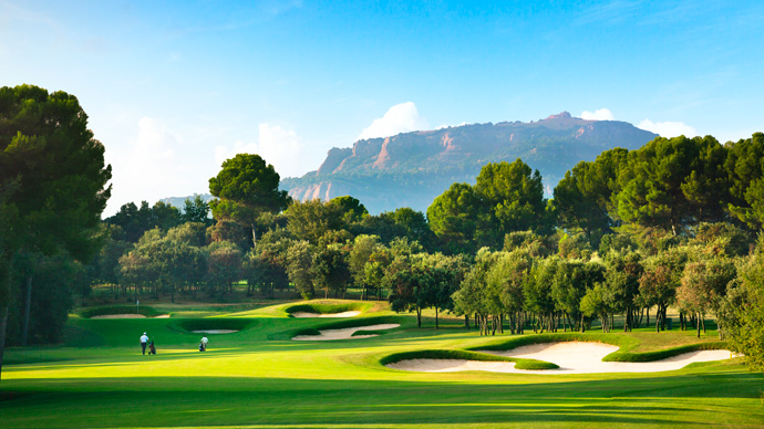 Spain Golf Real Club de Golf El Prat Golf Course Teetimes