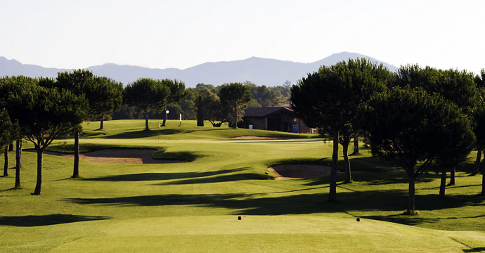 Spain Golf Peralada Golf Course Teetimes