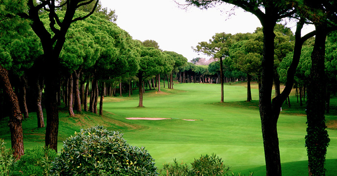 Spain Golf Golf de Pals Golf Course Teetimes