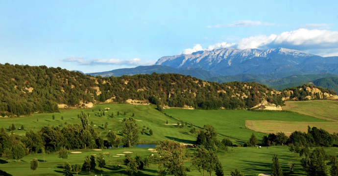 Spain Catalonia Golf Aravell Andorra Golf Course Teetimes