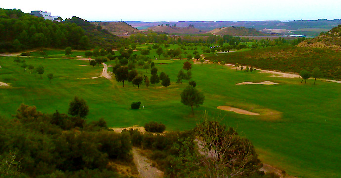 Spain Catalonia Golf Raimat Golf Course Teetimes