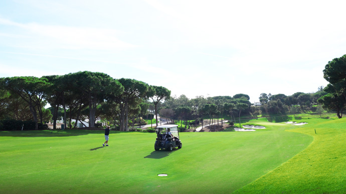 Portugal Golf Quinta do Lago Golf Experience Three Teetimes