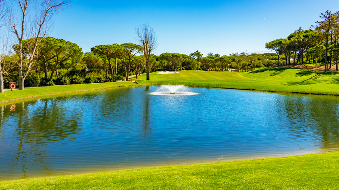 Portugal Golf Quinta do Lago Golf Experience Four Teetimes