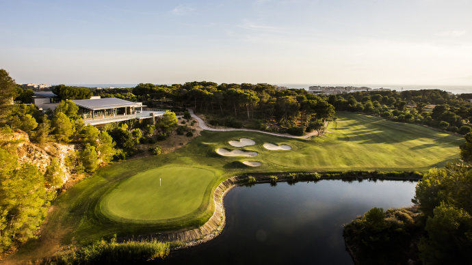 Spain Golf Lumine Hills Golf Course Teetimes