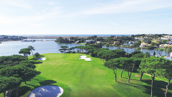 Portugal Golf Quinta do Lago South & Laranjal Three Teetimes