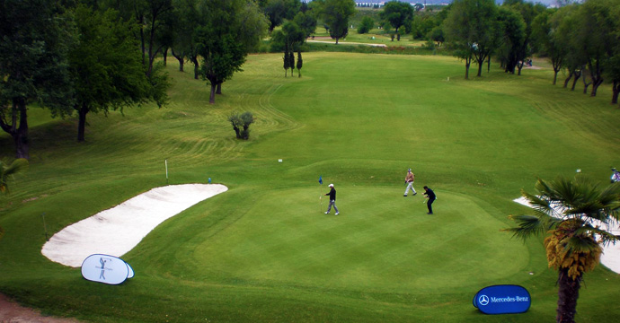 Spain Golf La Base Aerea de Torrejón Golf Course Teetimes