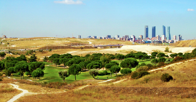 Spain Golf Courses La Moraleja II Teetimes