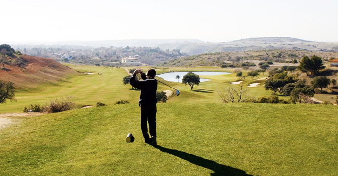 Spain Golf El Robledal Golf Course Teetimes