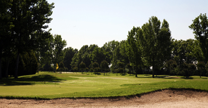Spain Golf Palacio del Negralejo Golf Course Teetimes