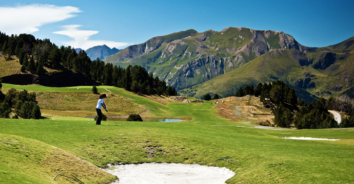 Spain Golf Grandvalira  Soldeu Teetimes
