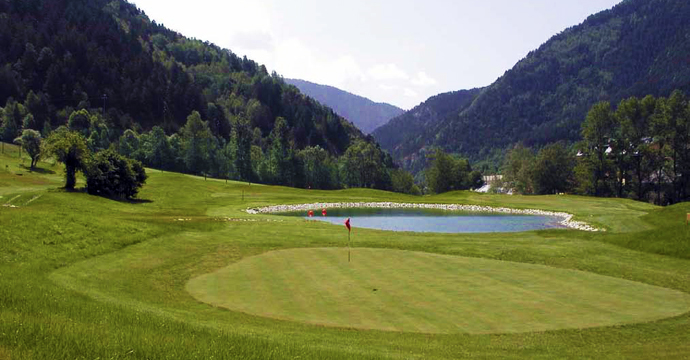 Spain Golf Vall d'Ordino  Club Teetimes
