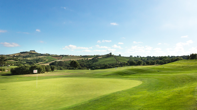 Portugal Golf Dolce Campo Real Teetimes