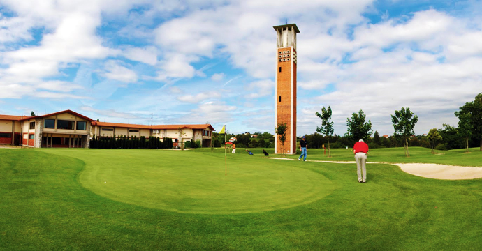 Spain Golf La Llorea Teetimes