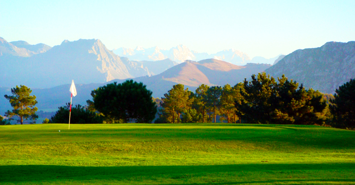 Spain Golf La Rasa de Berbes Golf Course Teetimes