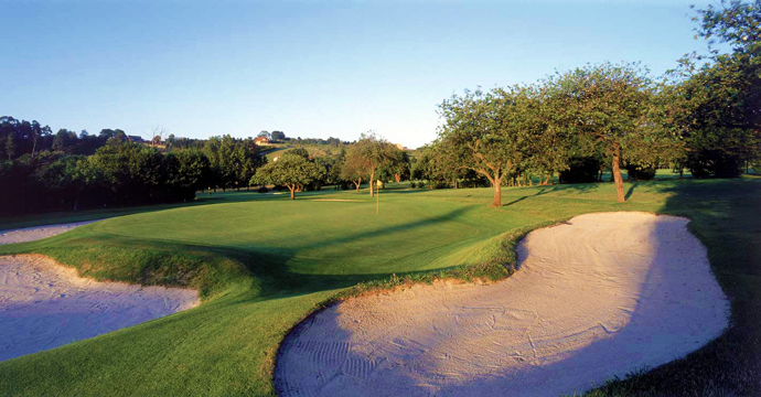 Spain Golf Courses Real Club de Golf Castiello Teetimes