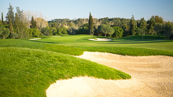 Portugal Golf Vilamoura Tailor-made Classic Golf Package Two Teetimes