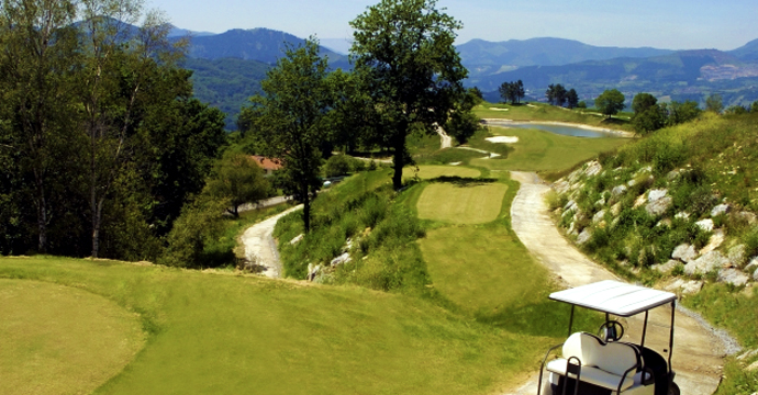 Spain Bilbao Golf Uraburu Golf Course Teetimes