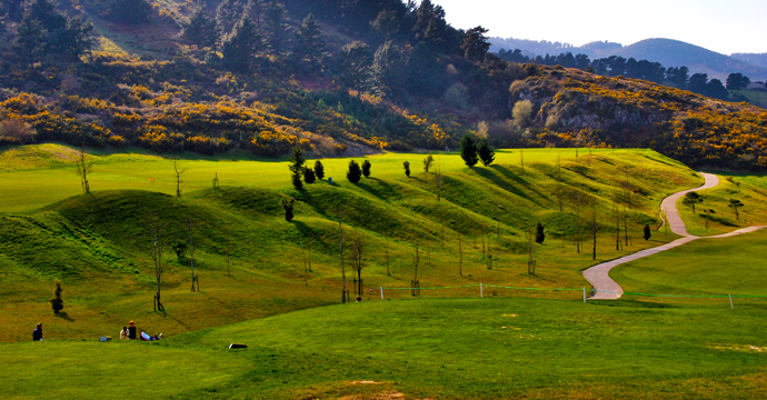 Spain Bilbao Golf Meaztegi Golf Course Teetimes