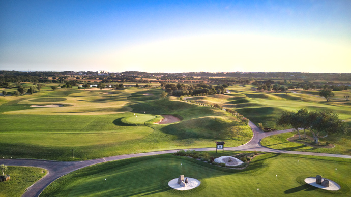 Portugal Golf Vilamoura Tailor-made Silver Three Teetimes