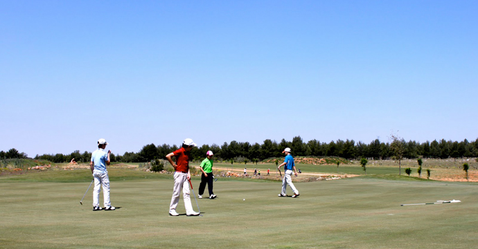 Spain Golf El Bonillo Teetimes