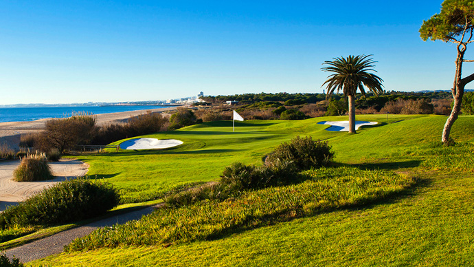 Portugal Golf Courses Vale do Lobo Ocean Teetimes