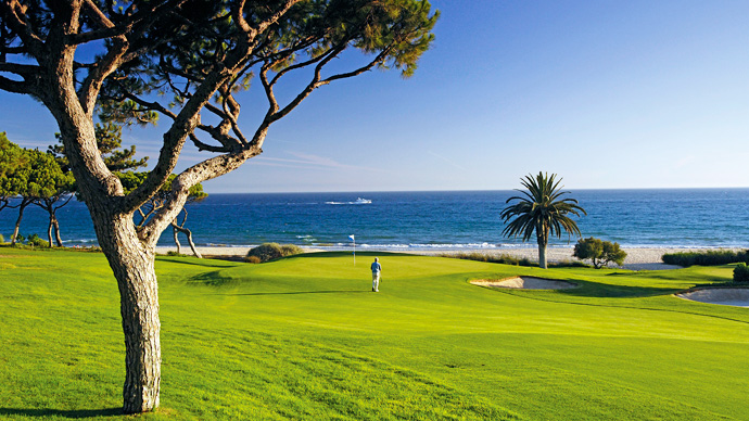 Portugal Golf Vale do Lobo Double Joy Three Teetimes