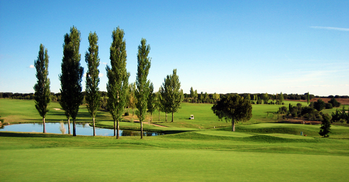 Spain Golf Courses Lerma Teetimes