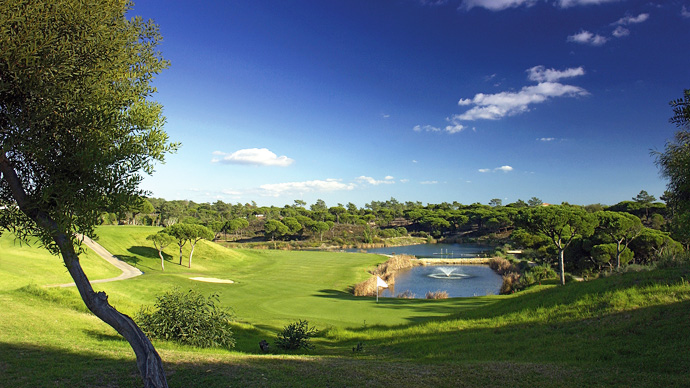 Portugal Golf Vale do Lobo Duo Experience  Three Teetimes