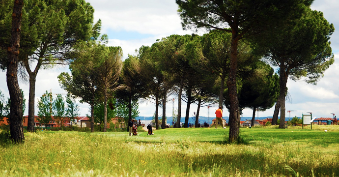 Spain Golf Aldeamayor Golf Course Teetimes