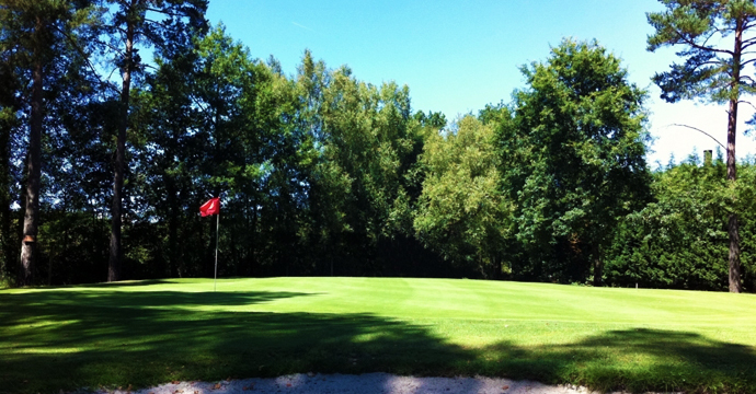 Spain Golf Balneario de Guitiriz Golf Course Teetimes