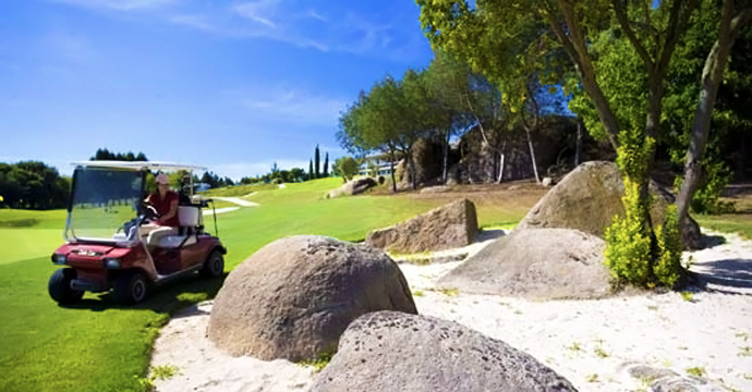Spain Golf Montealegre Golf Course Teetimes