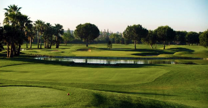 Spain Golf Señorío de Zuasti Golf Course Teetimes