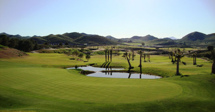 Spain Golf Courses Lorca Teetimes