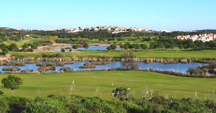 Portugal Golf Quinta do Vale & Valle Guadiana Three Teetimes