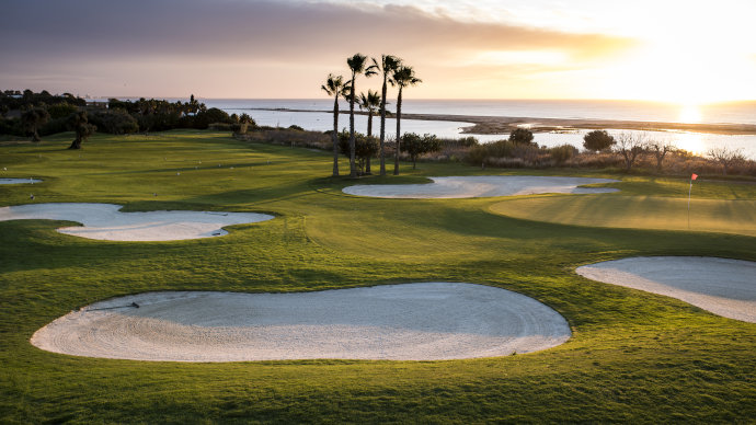 Portugal Golf Premium East Algarve Golf Package Three Teetimes