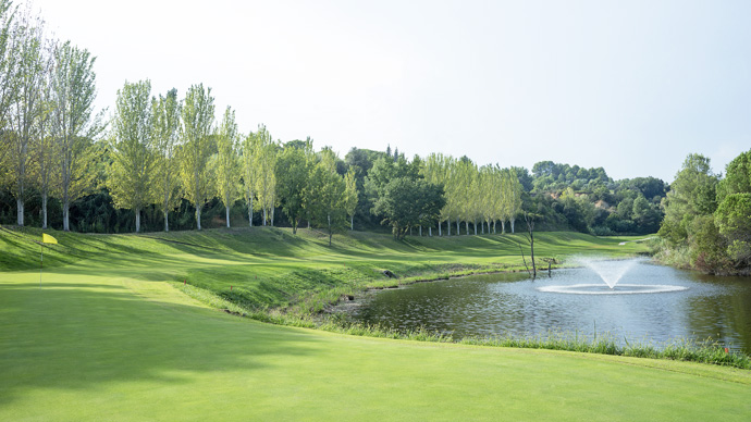 Spain Golf Club Barcelona Golf Course Teetimes