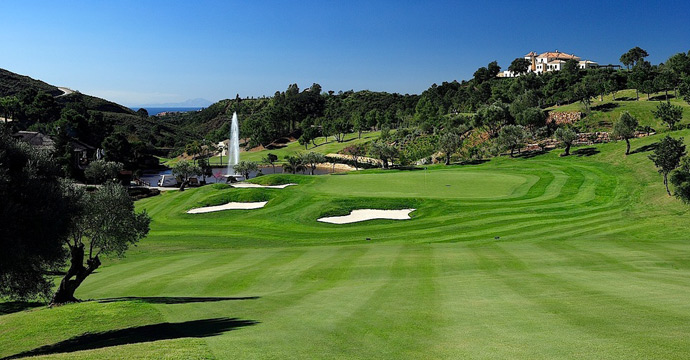 Marbella & Country Club Golf Course - green fees deals and tee times: