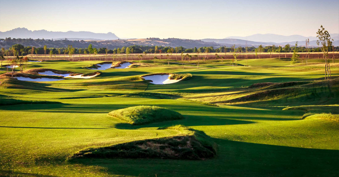 Spain Golf Courses La Moraleja IV Teetimes