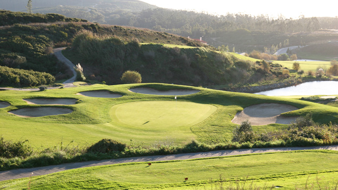 Portugal Golf Courses Belas Clube Campo Teetimes