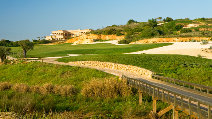 Portugal Golf Courses Amendoeira Faldo Teetimes