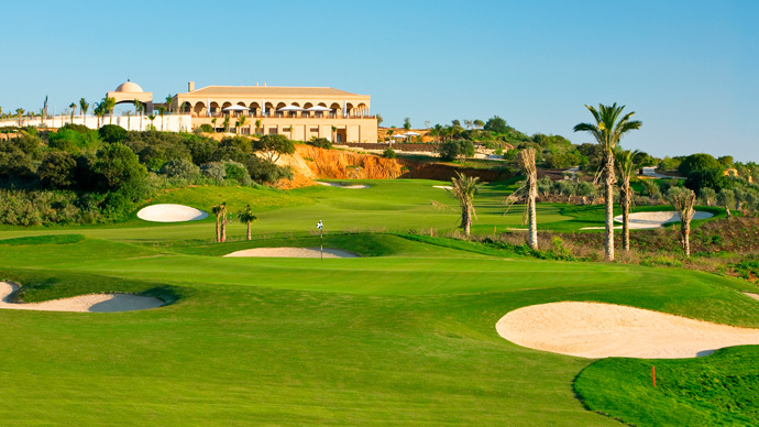 Portugal Golf Courses | Amendoeira O'Connor Jnr. - Photo 1 Teetimes